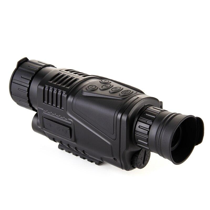 5X font b Night b font font b Vision b font High Quality Tactical Magnification IR