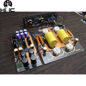 Image 2 - Reference Rogue Audio R99 przedwzmacniacz przedwzmacniacza HiFi przedwzmacniacz zestawy DIY nie zawiera 6SN7 12AU7 Tube