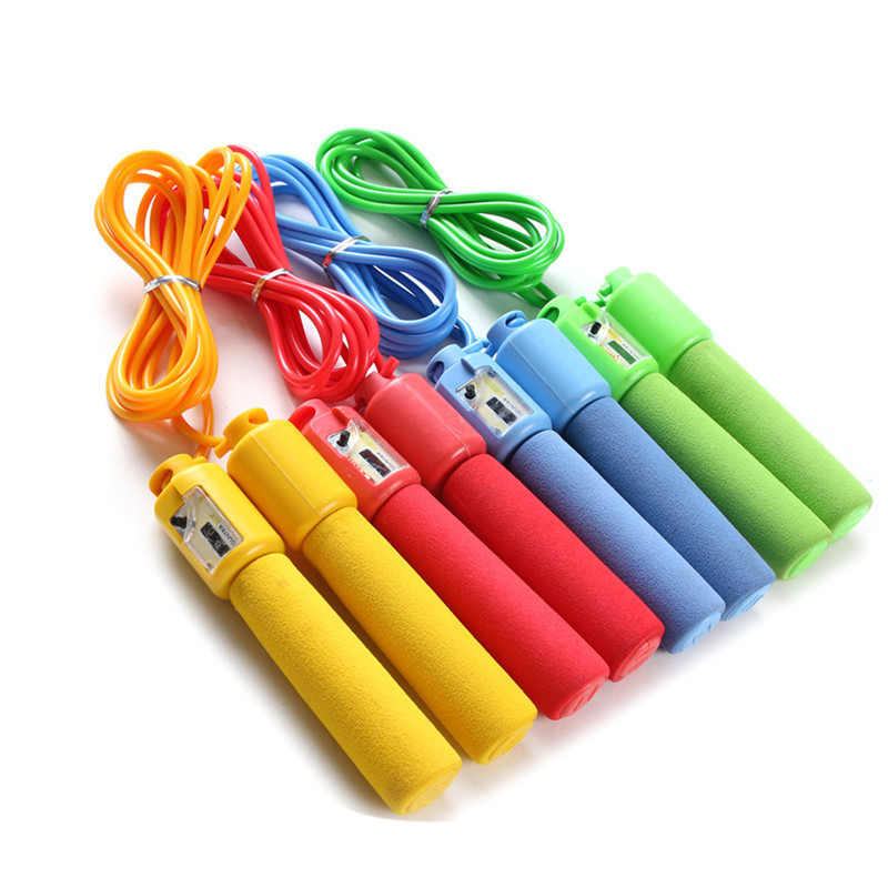 Bearing Count Skip Rope Cord Speed Fitness Aerobic Jumping Exercise Equipment Adjustable Boxing Skipping Sport Jump Ropes skipping rope