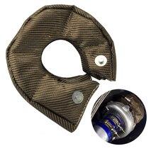Купить с кэшбэком T3 Lava Turbo Blanket Heat Shield Cover Turbocharger Blanket Cover