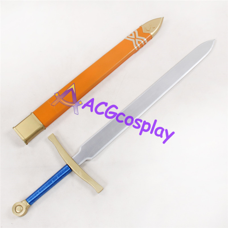 The Legend of Zelda Breath of the Wild Link's Sword Cosplay Prop ACGcosplay PVC