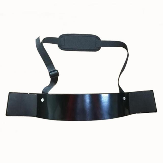 Biceps Training Arm Forearm Trainer Weight Lifting Aluminum Alloy Training Board Training Fitness Gym Equipment
