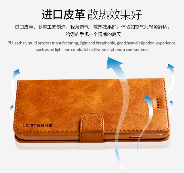Retro Fundas Leather Case for iPhone 11/11 Pro/11 Pro Max 9