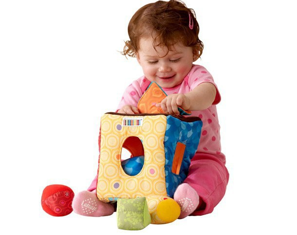 Building Toys For Babies : Hot baby toy building blocks peekaboo toys for children