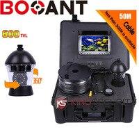 """50 mt kabel Unterwasser submarine kamera 360 grad kamera unterwasser PTZ kamera CR110 7C mit 7 """"TFT monitor-in Überwachungskameras aus Sicherheit und Schutz bei"""