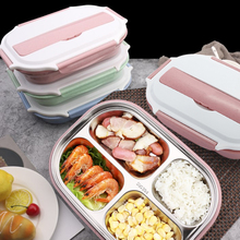 Lunch Box Thermal Sturdy Heating Insulation School Travel Office