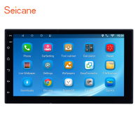 Seicane Android 7.1 7 2 Din Universal Car Radio Touchscreen GPS Multimedia Player For TOYOTA Nissan Kia RAV4 FJ CRUISER ALPHARD