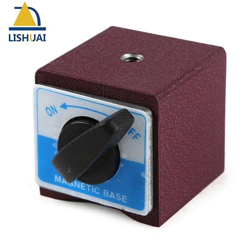 50 kg Forza Magnetica Mini Tipo di Supporto Magnetico con Interruttore On/Off