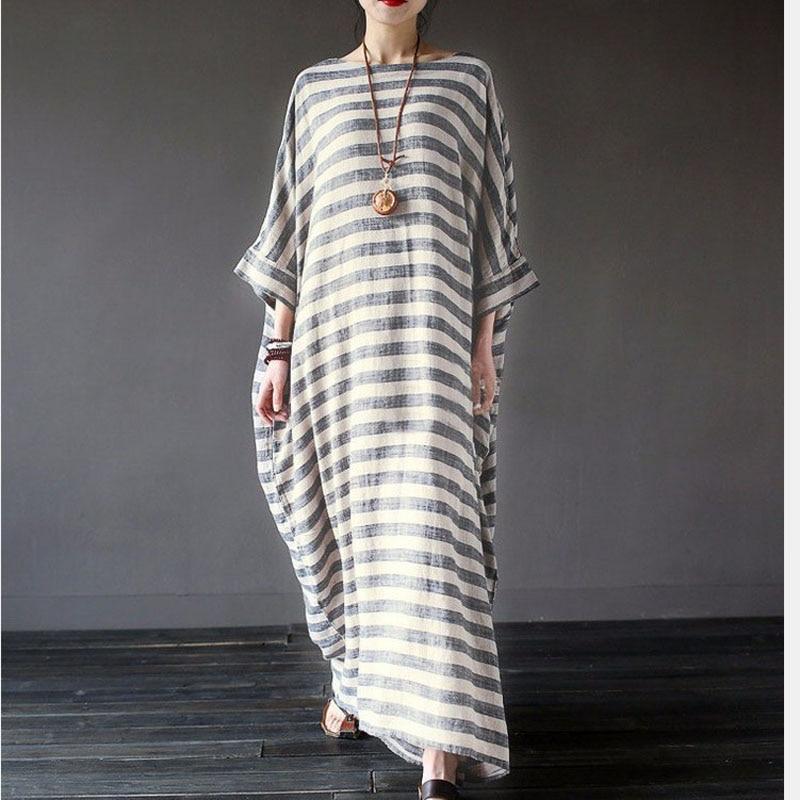 Plus Size Striped Casual Dress Maternity Clothes For Pregnant Women Long Lady Dress Pregnancy Vestidos Gravidas Clothing Autumn