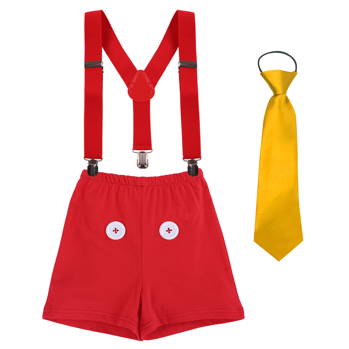 Marvelous Baby Boys Cake Smash Birthday Outfit Suspenders Romper Pants Personalised Birthday Cards Vishlily Jamesorg