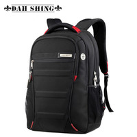 Fashion Large Capacity Waterproof Black Laptop Backpack For 16 Laptop 18 20inches