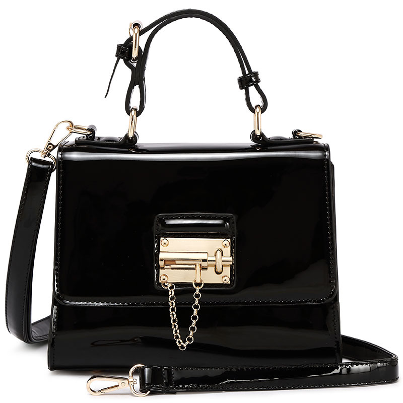 Online Get Cheap Black Patent Handbags Designer -Aliexpress.com ...