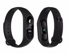 Bluetooth Smart Band M2S oled-дисплей браслет сердечного ритма Мониторы SmartBand здоровья Фитнес трекер Браслет для iOS и Android