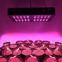 Phlizon 1200 W комнатных растений привело светать полный ассортимент отражатель растений лампы для семена цветок сеянца растет светодиодов