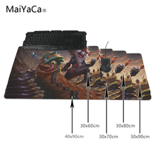 MaiYaCa kled wallpaper mouse pad Large Size mousepad laptop Legends mouse pad ge