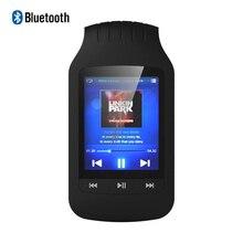 "Clip de MP3 Ayuda del Jugador de Tarjeta FM Radio Voz RecorderTF Podómetro Bluetooth Slot 1.8 ""Pantalla LCD Reproductor de Música MP3 Walkman Deportivo"