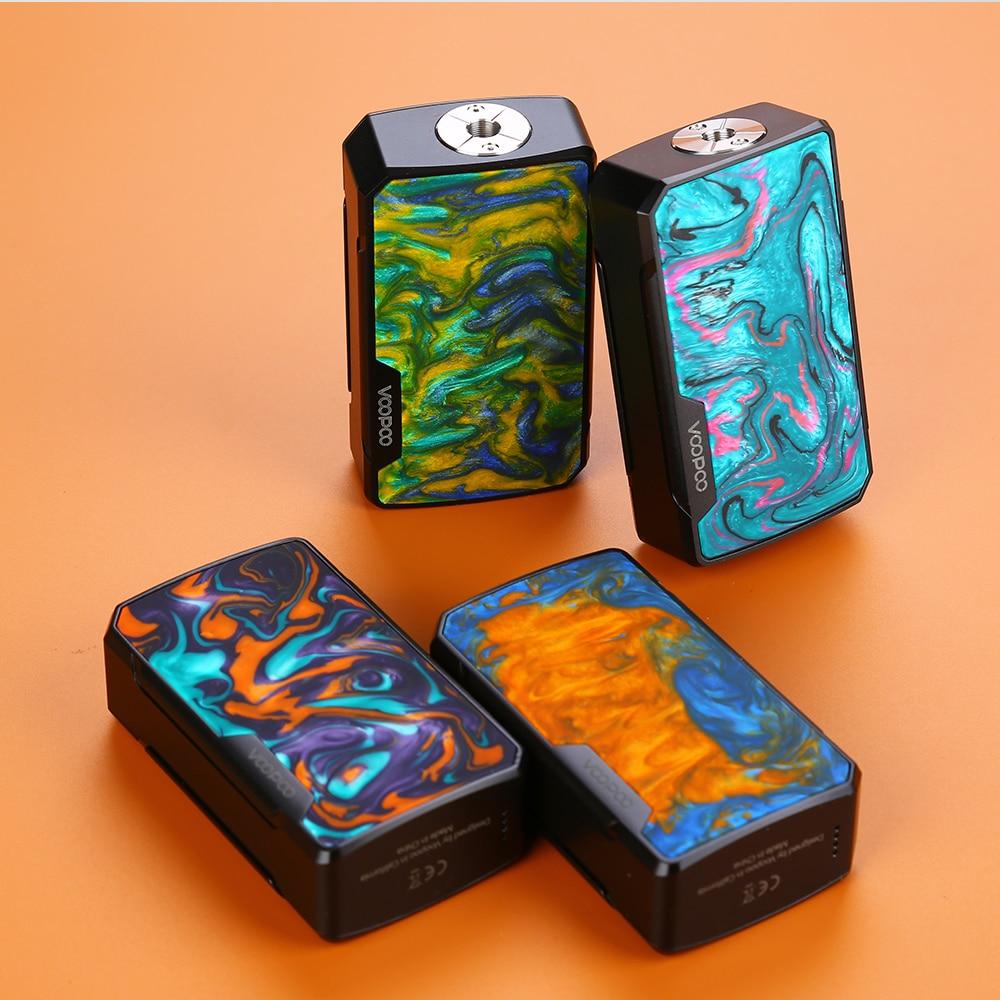 En stock VOOPOO arrastrar 2 177 W TC caja MOD e-cigarrillo y arrastre 157 W caja mod Vape w /GEN chip no 18650 caja de batería mod vs Shogun - 6