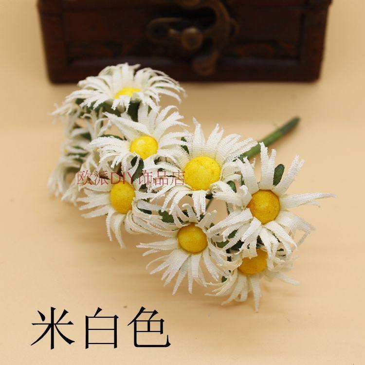 Wedding decoration 100pcs seven colors Mulberry Flower Bouquet/wire ...