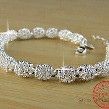 LEKANI новые модные браслеты с подвесками для женщин, роскошные женские свадебные браслеты из стерлингового серебра 925 пробы и браслеты, хорошее ювелирное изделие