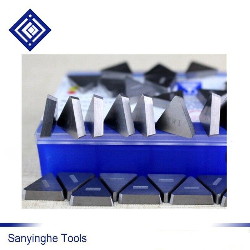 20 pz / lotto YT5 3130511 sanyinghe carburo di tungsteno Triangolo - Macchine utensili e accessori - Fotografia 3