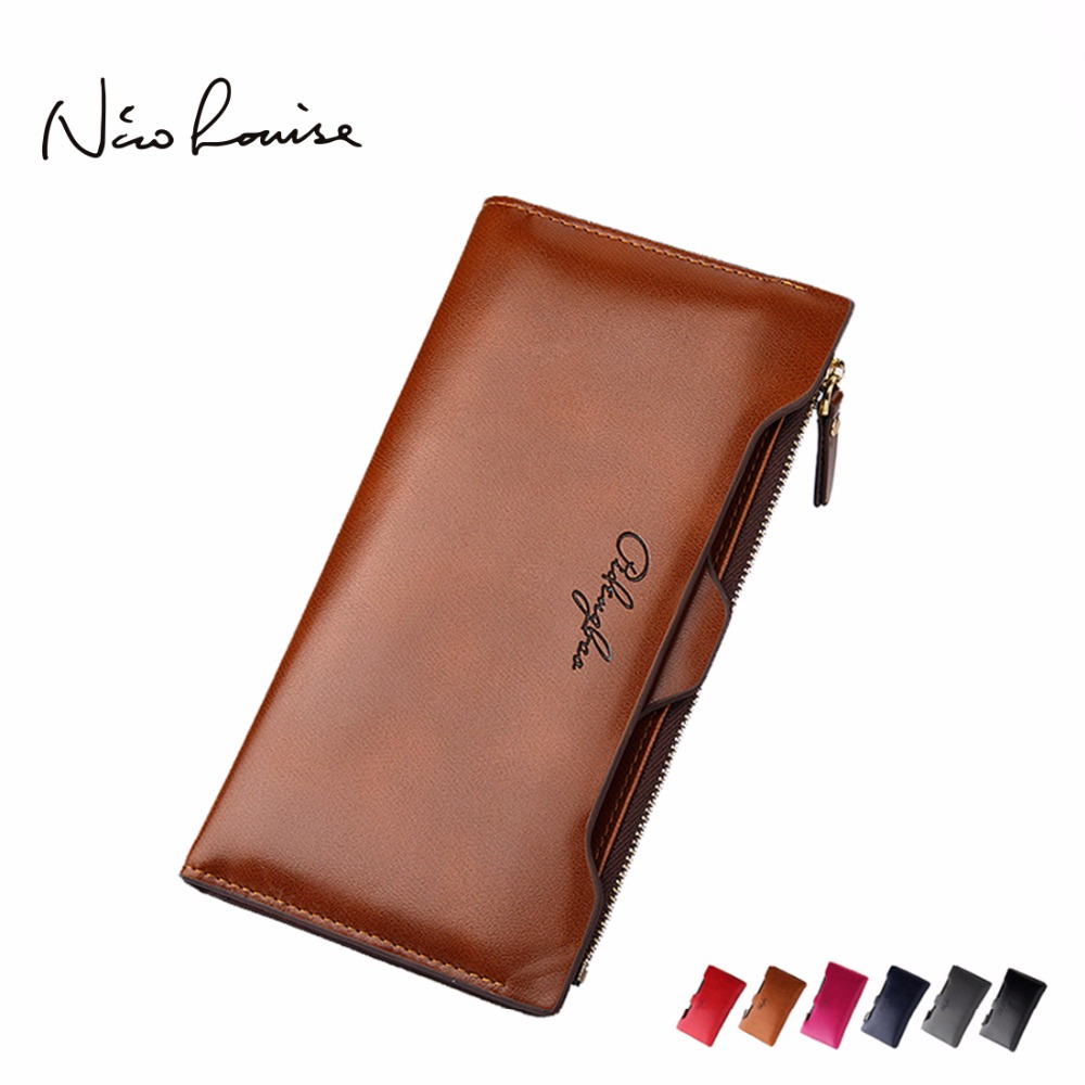2018 new leather Women Wallet Portable Multifunction Long Wallets,hot female Change Purse,lady coin purses card holder carteras серьги коюз топаз серьги т101027762
