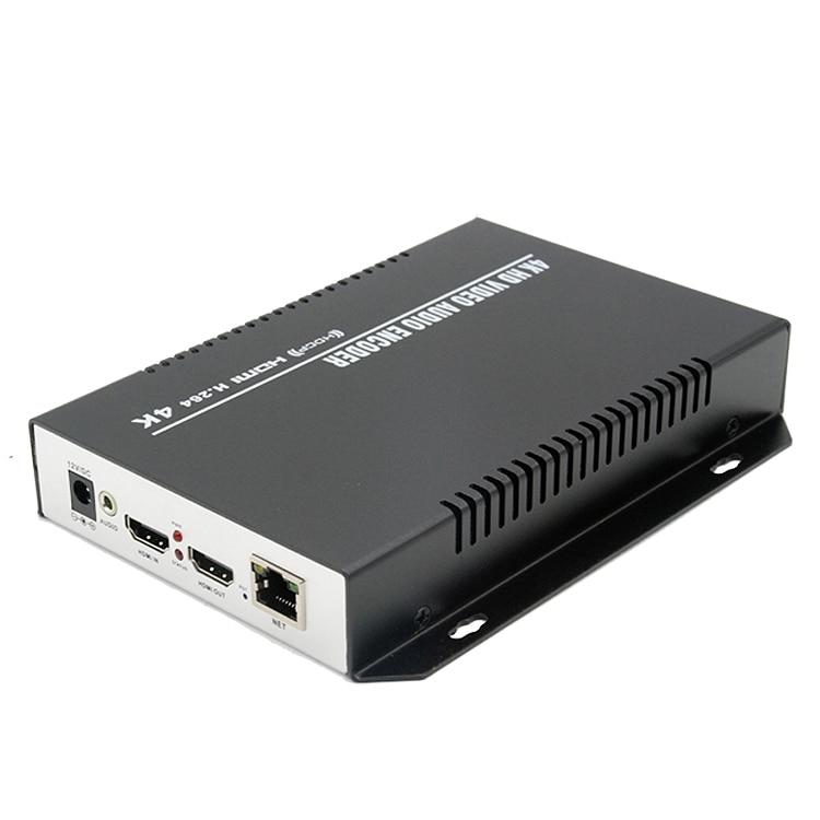 MPEG4 H.264 4K HDMI IP video streaming enkoder IPTV davač H264 RTMP - Kućni audio i video - Foto 4