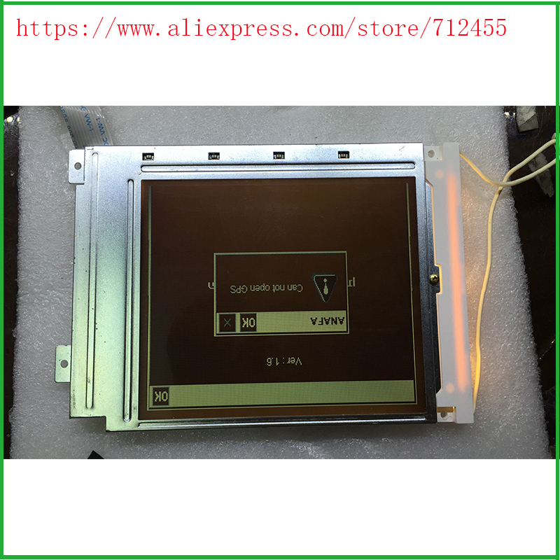 5.7'' For Tektronix TDS oscilloscope Monitor Display TEK TDS210 TDS220 1012 LM32P073 LCD Screen Display Module Panel