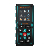 THGS Mileseey K3 Bluetooth Digital Laser Distance Meter Rangefinder Smart MOS With Color Display With End