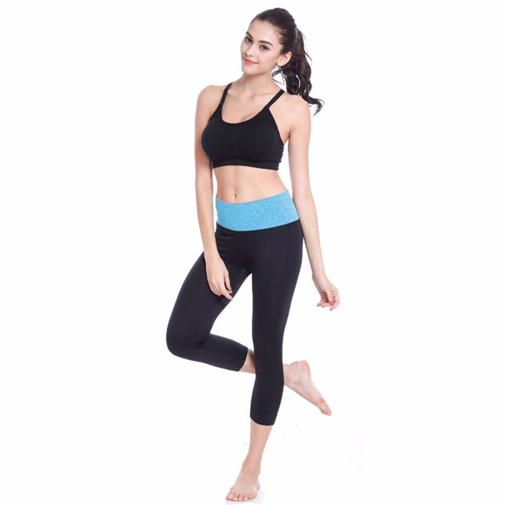 Prix pour Femmes Legging Yoga Pantalon Femme Compression Collants Guêtres De Sport de Course Veau Longueur Pantalon de Jogging Pantalon Recadrée Pantalon L/XL