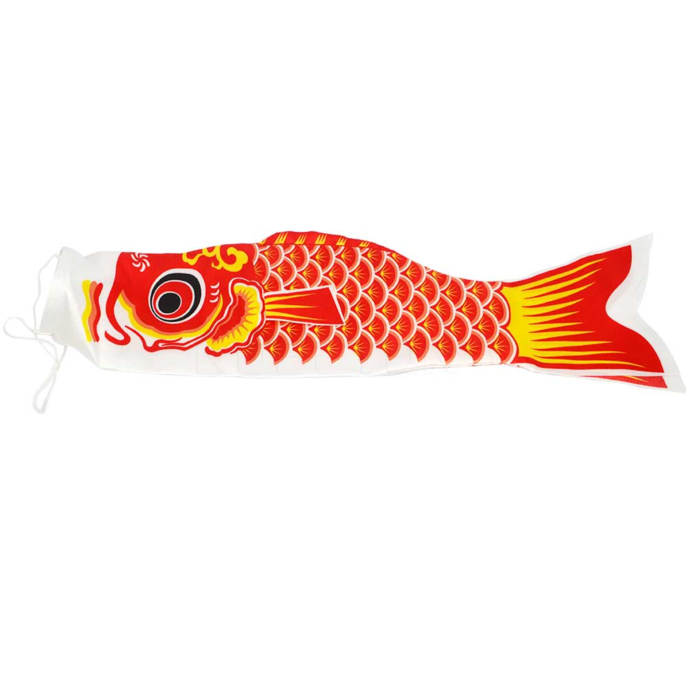 40cm Japanese Carp Windsock Streamer Fish Flag Kite mini ...