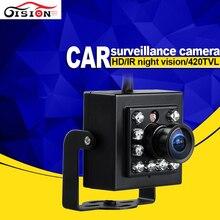 700TVL Dome Car Digicam CCD Safety  Analog Digicam Night time Imaginative and prescient IR CCTV Digicam For Automotive Cellular Dvr