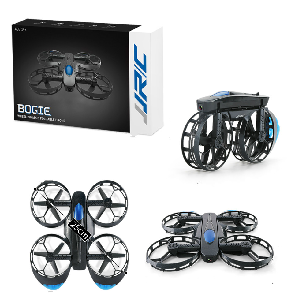 JJRC H45 Foldable Voice Control Quadcopter font b Drone b font with HD Camera FPV WiFi