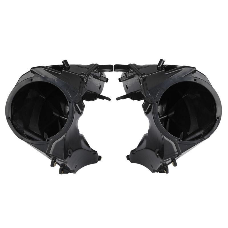 ABS Inner Fairing Speakers For Harley Davidson Road Glide FLTRX FLTRU Ultra FLTRXS FLTRXSE 2015 18