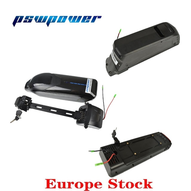 Europe or USA stock Hailong Electric Bike Battery Pack 36V 14.5Ah 10.4Ah  48V 10.4Ah for bafang BBS02B 750W BBS01B 350W motor