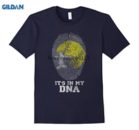 GILDAN Its In My DNA Softball And Baseball Player Fan Team T Shirt