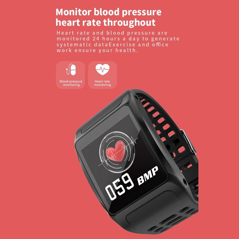 Z01 Smart Wristband 1.3 inch IPS Color Screen Smart Bracelet Smart Sports Watch Blood Pressure Heart Rate MonitorZ01 Smart Wristband 1.3 inch IPS Color Screen Smart Bracelet Smart Sports Watch Blood Pressure Heart Rate Monitor