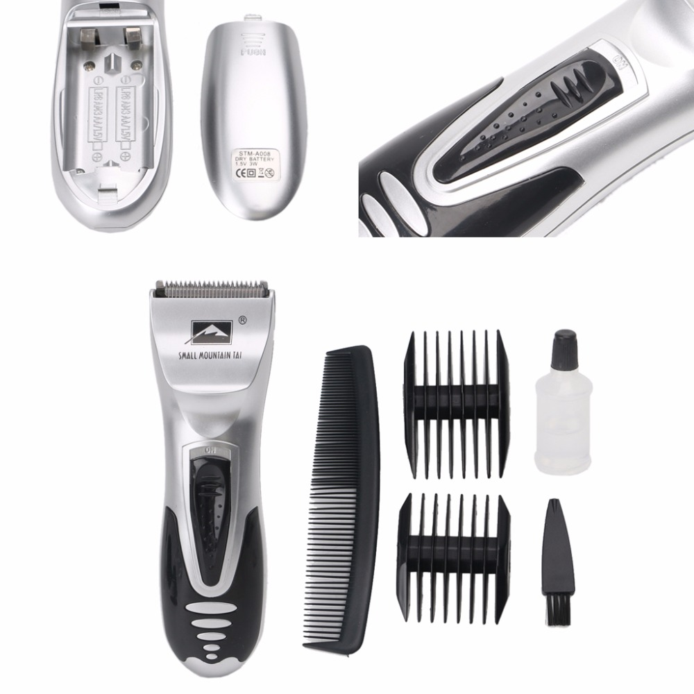 Pro Child Adult Electric Shaver Razor Beard Hair Clipper Trimmer Grooming Kit philips brl130 satinshave advanced wet and dry electric shaver