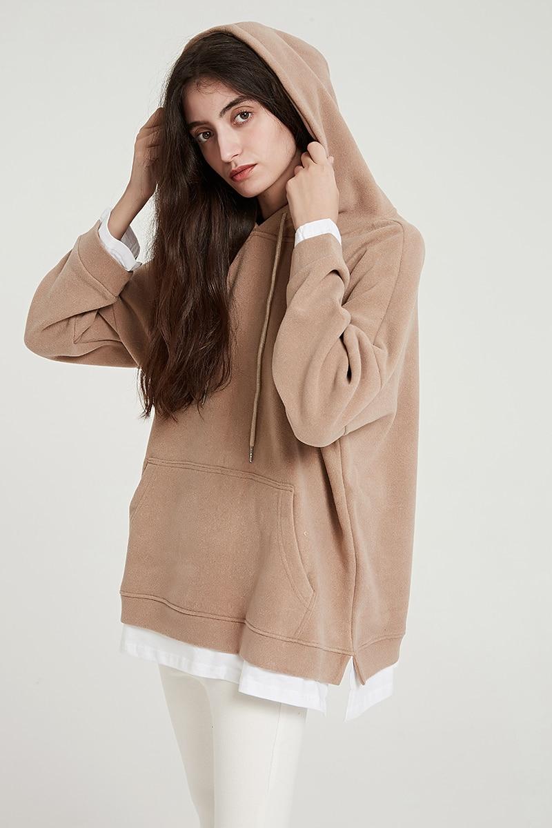 HTB1QEntaq67gK0jSZFHq6y9jVXaX Wixra Women Casual Sweatshirts Warm Velvet Long Sleeve Oversize Hoodies s 2020 Autumn Winter Pullover s