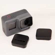 ZJM Gopro Hero 5 Accessories Protective Lens Cap cover for Go Pro With Log Without log