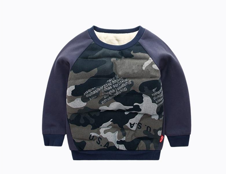 (1 Stuk/partij) 2018 Winter Warm Baby Bovenkleding 1-3 Jaar Oud 80-100 Cm