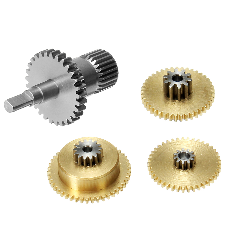 High Quality Metal Digital Servo Gear Set For KST 215MG 115MG 315MG Metal Digital Servo пакет подарочный winter wings bg6670 w 20x27x9 8 см