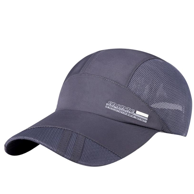 ee59a63b8dff9 Dropwow Mesh Hat Quick-Dry Collapsible Sun Hat Outdoor Sunscreen ...