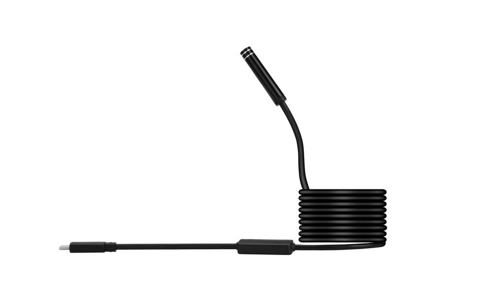 8 мм 2-мегапиксельная ОД 8led для 10 м 7 м 5 м 3 м 1 м тип USB на андроид с endoscope камера GI обеспечивает жесткий кабель автомобиля труба инспекции камера