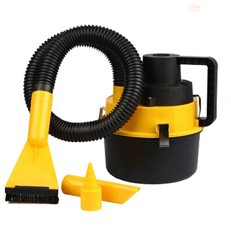 2018 New DC12V 90W High Power Wet And Dry Portable Handheld Car Vacuum Cleaner Washer YF-002 Car Mini Dust Vacuum Cleaner