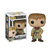 цена Funko Pop Anime Game of Thrones JAIME LANNISTER Collectible Model BOY Toys Movie Action Figure Kids Toys For Chlidren онлайн в 2017 году