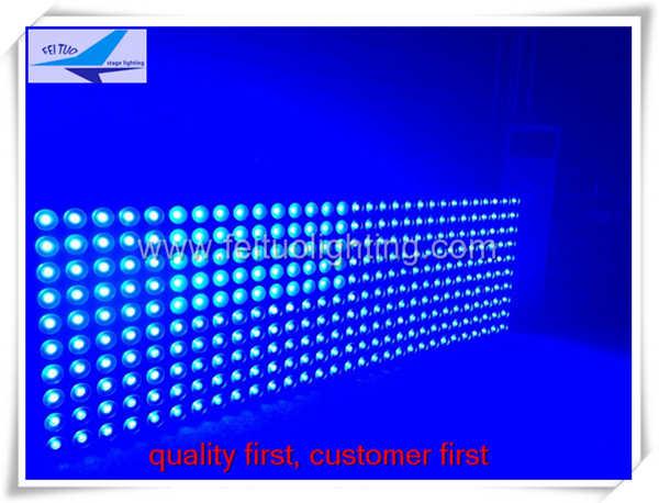 5x5 cob China dj equipment led matrix blinder light  25x30w rgb 3in1dmx matrix led panel