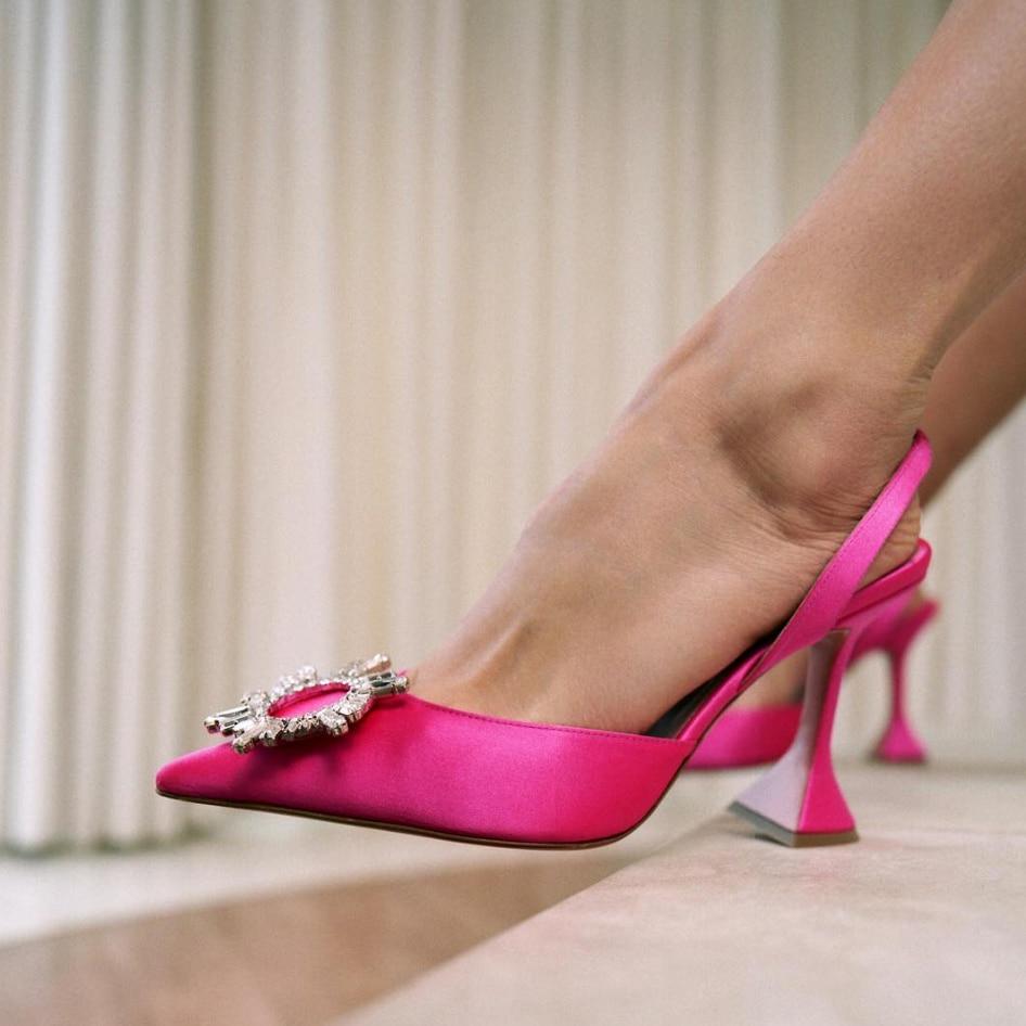 Hot Pink Platform Heels Promotion-Shop for Promotional Hot