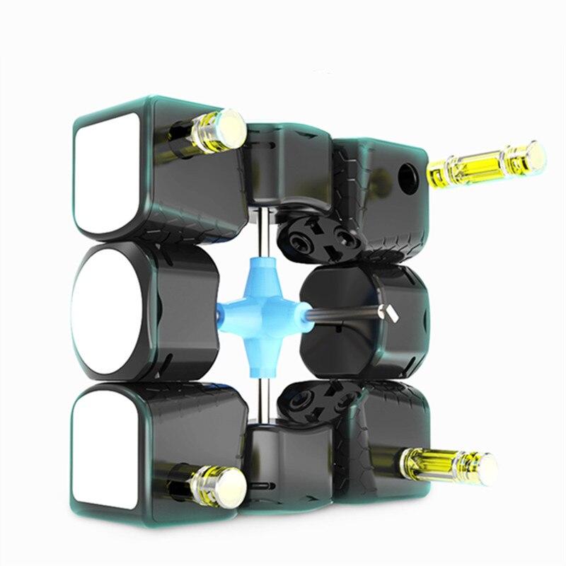 GAN356 X magnétique magique vitesse cube professionnel gans 356X aimants puzzle cubo magico gan 356 X - 4