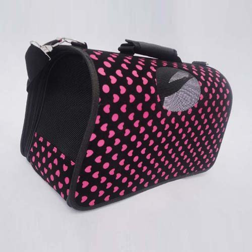 M Size Folding Pet Carrier Bag Cat Dog Carry Hand Tote Bag Travel Portable Puppy Dog Cat Tote Carry Carrier House