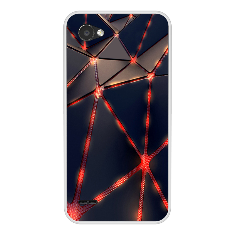 Image 3 - FOR LG Q6 Case Cover FOR Fundas LG Q6 Alpha Q6A M700 Phone Silicone FOR LG Q6 Plus X600 Q 6 Mobile Cases Soft Back TPU-in Fitted Cases from Cellphones & Telecommunications